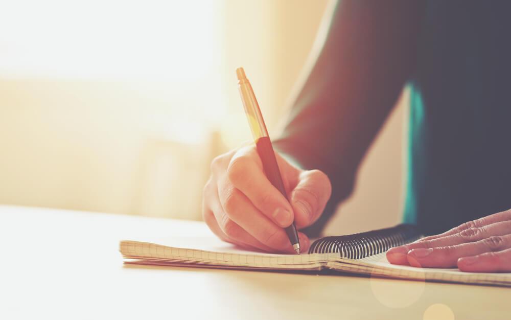 ノート瞑想