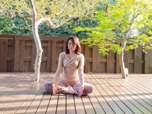 ハートチャクラの瞑想の手順2