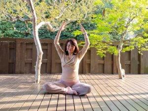 ハートチャクラの瞑想の手順3