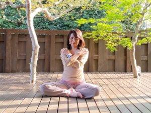 ハートチャクラの瞑想の手順5