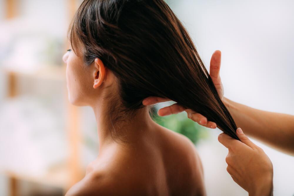 アーユルヴェーダ髪のケア
